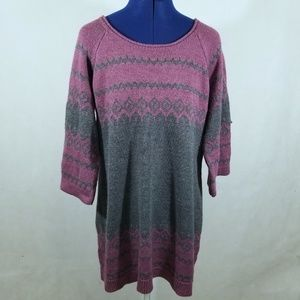 The Limited Sweater Tunic Dress